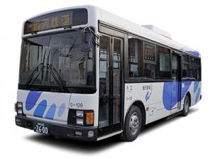 送迎バス(路線バスG109)