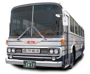 昭和のレトロバス